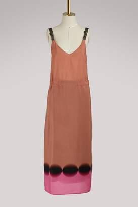 Marco De Vincenzo Long sleeveless dress