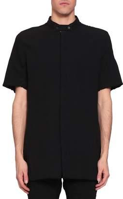 Boris Bidjan Saberi Cotton Shirt