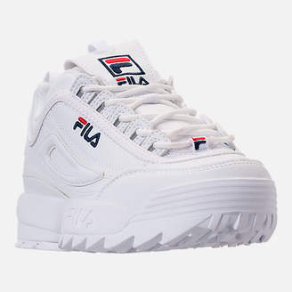 Fila Boys' Big Kids' Disruptor II Casual Shoes