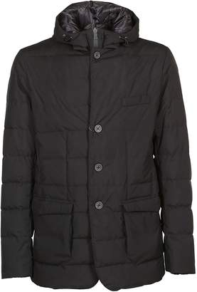 Herno Flap Pockets Down Jacket