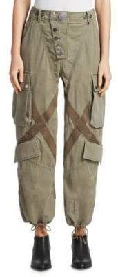 Alexander Wang Washed Army Trousers
