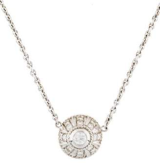 Penny Preville 18K Diamond Pendant Necklace