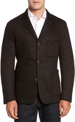 FLYNT Laser Edge Wool Blend Jersey Sport Coat