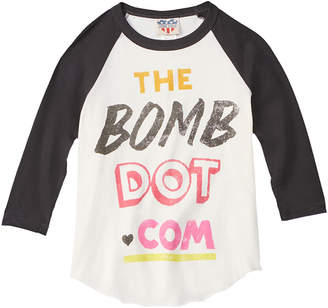 Junk Food Clothing The Bomb Dot Com T-Shirt