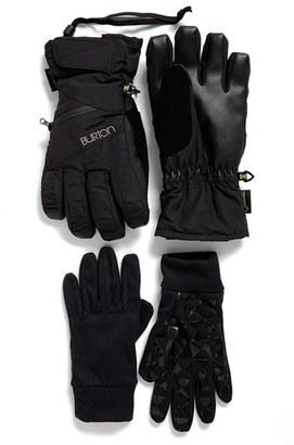 Women's Burton Gore-Tex Waterproof Under Glove $69.95 thestylecure.com