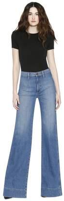 Alice + Olivia Jazmine Short Sleeve Crop Top