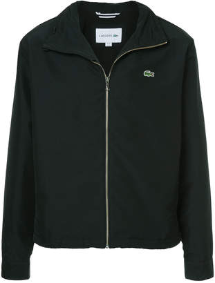 Lacoste zipped jacket