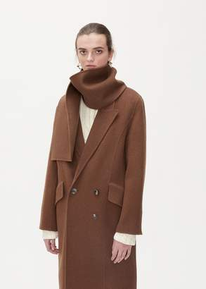 J.W.Anderson Double Face Scarf Coat