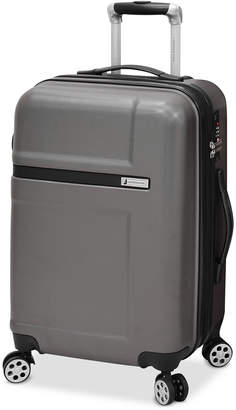 """London Fog Southbury 21"""" Hardside Expandable Spinner Carry-on Suitcase, Created for Macy's"""