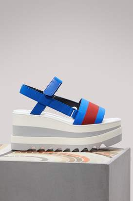 Stella McCartney Bicolor sandals