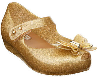 Mini Melissa Butterfly Mary Jane Flat, Toddler Sizes 5-10