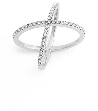 Women's Baublebar 'Mason' Pave Ring $32 thestylecure.com