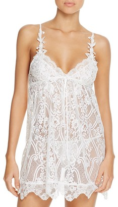 Jonquil Lace Chemise & Thong Set $118 thestylecure.com