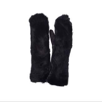 Moncler Rabbit mittens