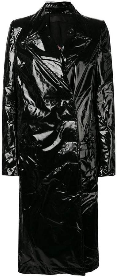 long PVC coat