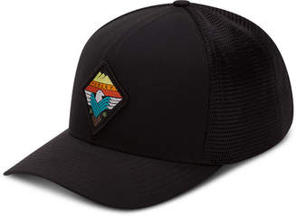 Hurley Men's Surfin Bird Embroidered Patch Trucker Hat