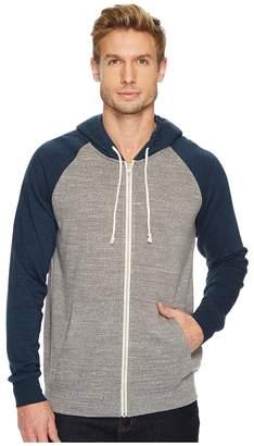 Threads 4 Thought Malibu Raglan Hoodie Men's Sweatshirt