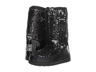 Love Moschino Sequined Boot