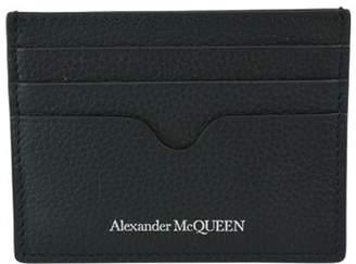 Alexander McQueen Cards Holder