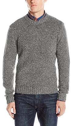 Original Penguin Men's Lambswool Blend Crew Neck Sweater