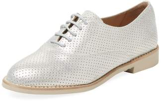 KMB Women's Polvore Perforated Leather Oxford