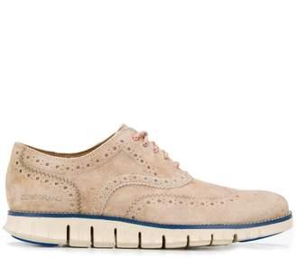 Cole Haan ZERØGRAND Wingtip Oxford shoes