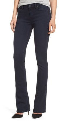 Women's Paige Manhattan High Waist Bootcut Jeans $199 thestylecure.com