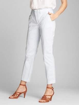 Gap Slim City Crop Pants