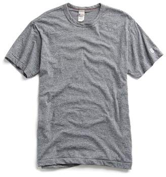 Todd Snyder + Champion Champion Classic T-shirt in Salt and Pepper