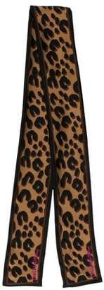 Louis Vuitton Leopard Silk Bandeau