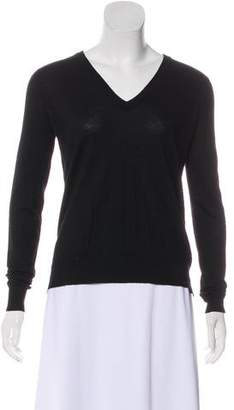 Proenza Schouler Merino Wool Knit Sweater