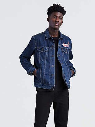 Levi's MLB Denim Trucker Jacket