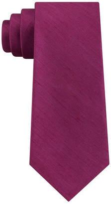 Van Heusen Narrow Chrome Tie
