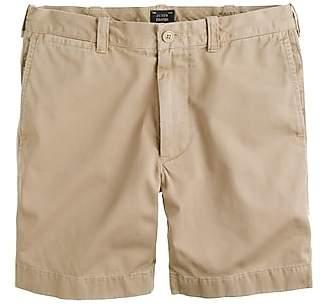 "J.Crew 7"" Short In Garment-Dyed Cotton"