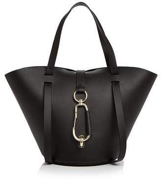 Zac Posen Belay Small Leather Tote