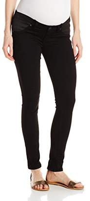 Paige Women's Maternity Verdugo Ultra Skinny with Elastic Insets in