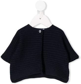 Il Gufo short-sleeve cardigan