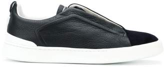 Ermenegildo Zegna adjustable fit sneakers