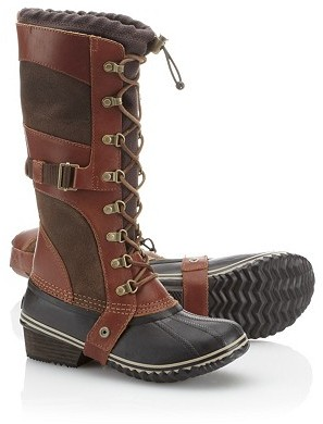 Sorel Women's ConquestTM Carly Boot