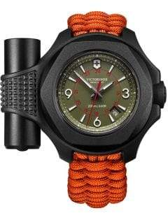 Victorinox I.N.O.X. Limited Edition Analog Dial Paracord Strap Watch
