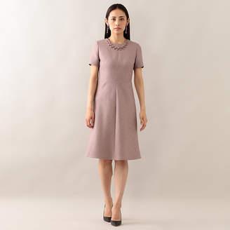 Epoca (エポカ) - エポカ ブライトインレイダブルクロス ドレス
