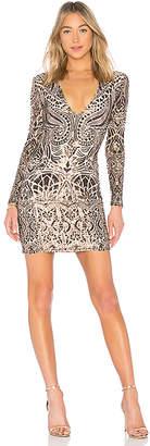 Nookie Shanina Sequin Mini Dress