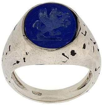 Eleventy signet ring