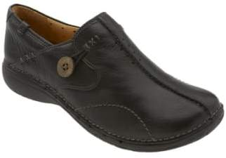 Clarks R) Unstructured 'Un.Loop' Slip-On