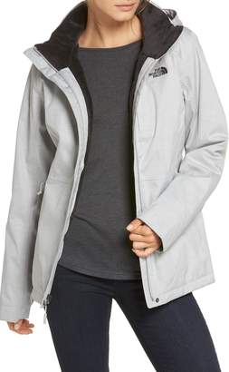 The North Face Inlux 2.0 Standard Fit Hooded DryVent Jacket