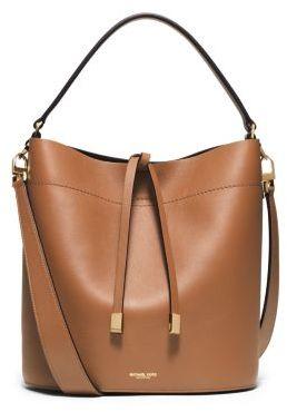 Michael Kors Collection Miranda Shoulder Bag $790 thestylecure.com