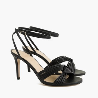 J.Crew Strappy heels (90mm)
