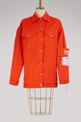 MSGM Pantone jacket