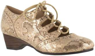 Bella Vita Ghillie Lace-up Shoes - Posie II