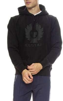 Belstaff Langdon Pullover Logo Hoodie